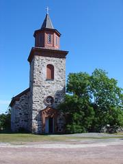 Sophia Wilhelmina, The Church of Iniö