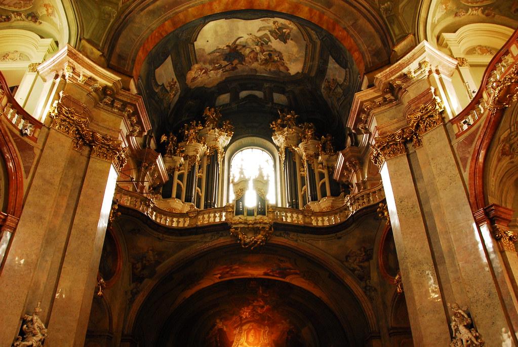 st. nicholaus church organ