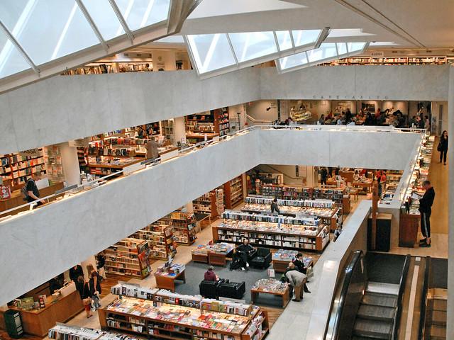 La Librería Académica de Helsinki