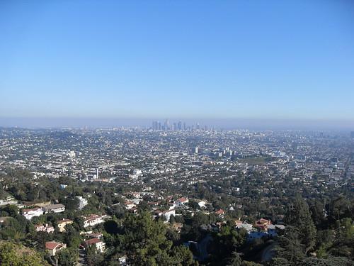 Griffith Pary - LA View by - Cinthia Fujii -