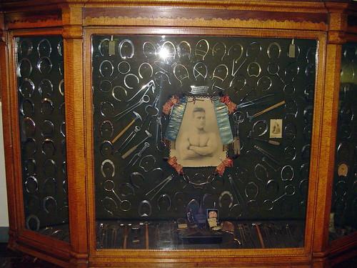 William Wedekind's display