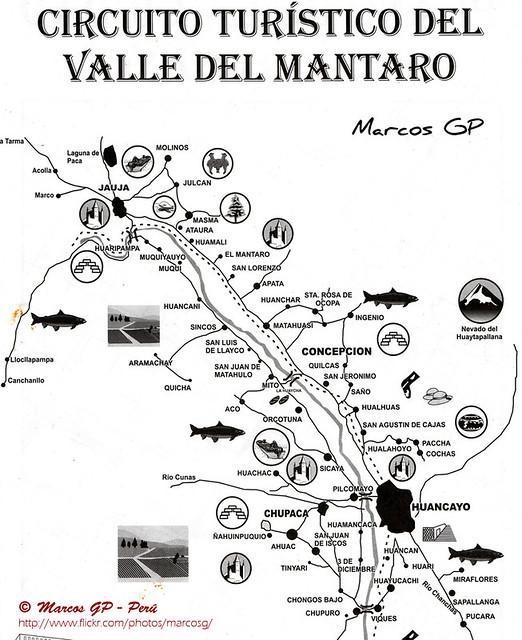 Circuito Turistico : Circuito turistico del valle mantaro peru flickr