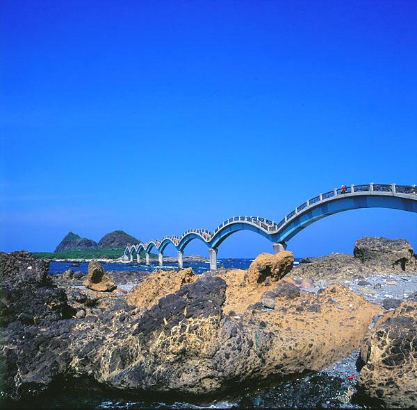 6635三仙台跨海八拱橋