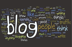 Blogging Wordle