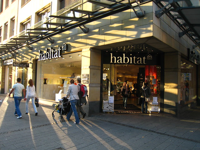 habitat is ikea 39 s upmarket store in germany i didn 39 t love. Black Bedroom Furniture Sets. Home Design Ideas