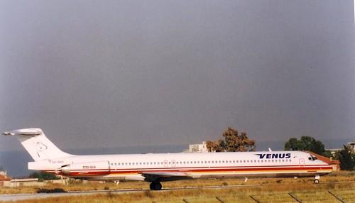 VENUS MD-83 SX-BAQ(cn1547)