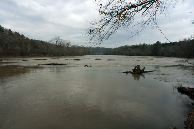 Cochran Shoals Chattahoochee River National Recreation