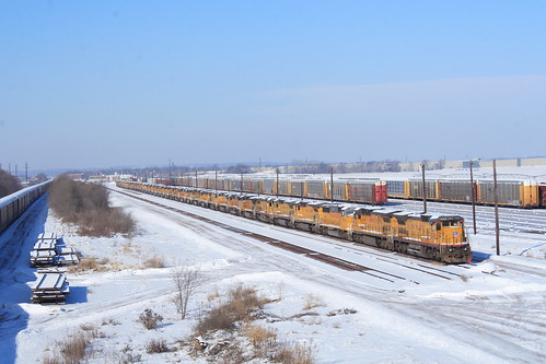 Union Pacific Deadline @ South Janesville