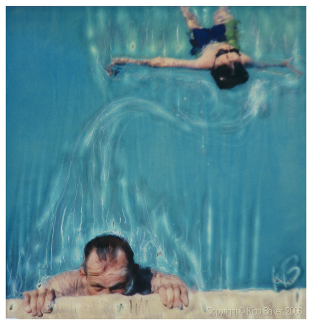 Aqua boy to man