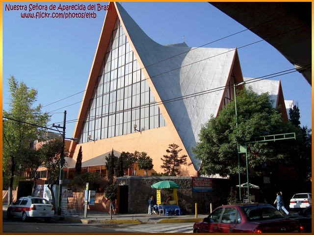 Parroquia Nuestra Señora Aparecida del Brasil,Venustiano Carranza,Ciudad de México