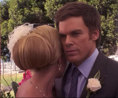 Dexter married