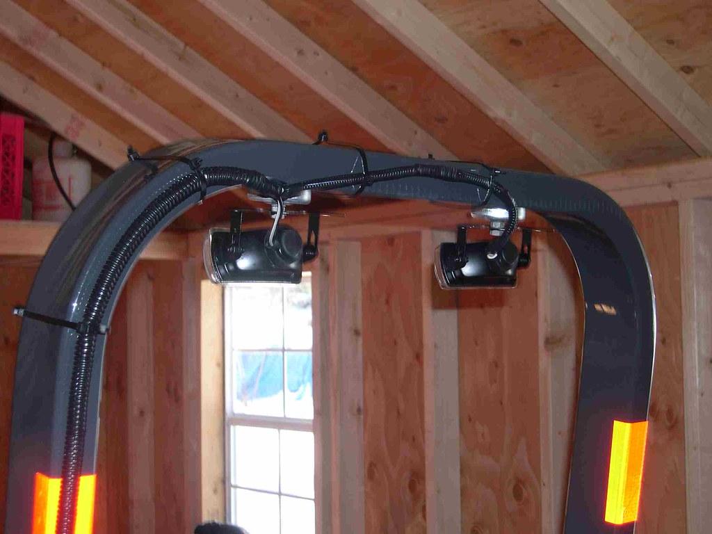 Kubota Rear Work Light : Bx rear work light q mytractorforum the