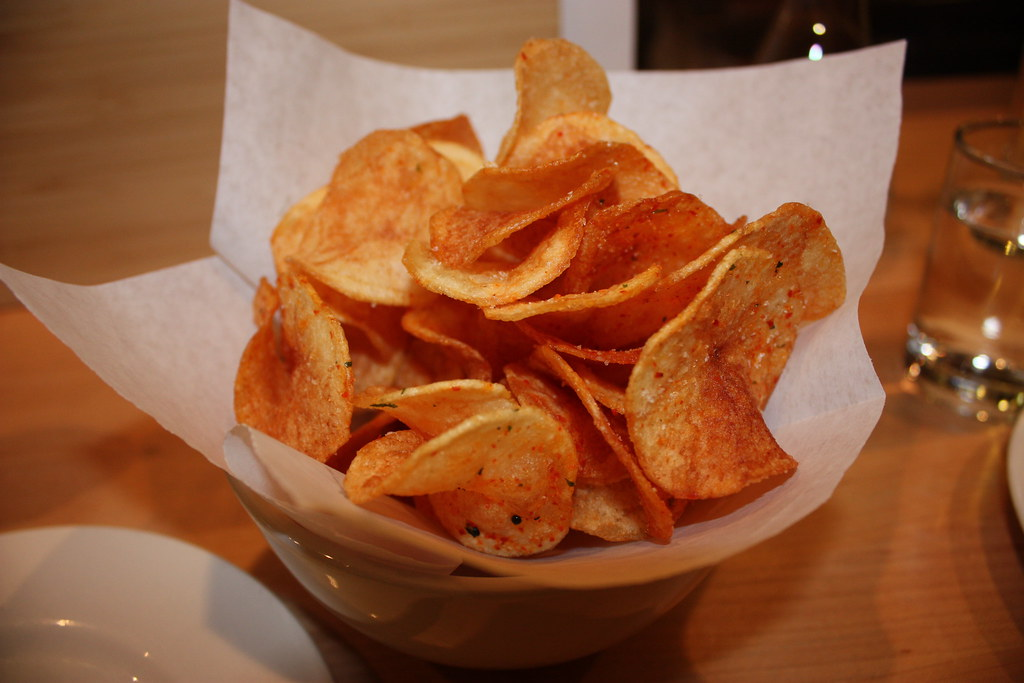 momofuku: seven spice potato chips