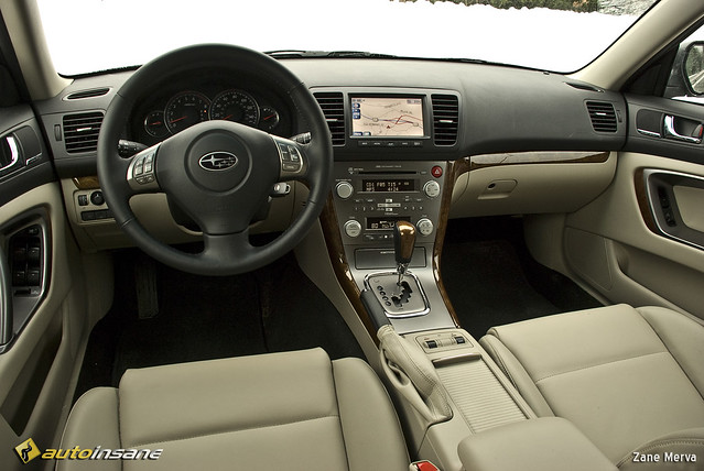 2009 Subaru Outback Interior Flickr Photo Sharing