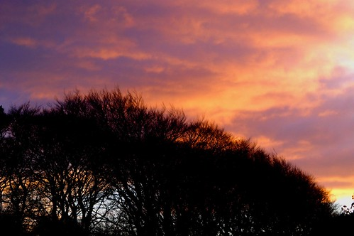 light sunset sky nature silhouette clouds sunrise scotland colours minolta dumfriesandgalloway kirkcowan