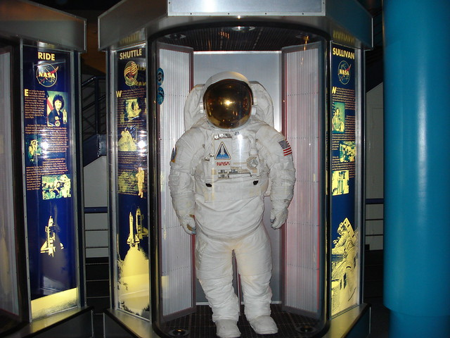 NASA Space Suit Info - Pics about space