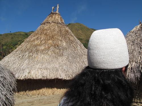 un arhuaco entre los kogi