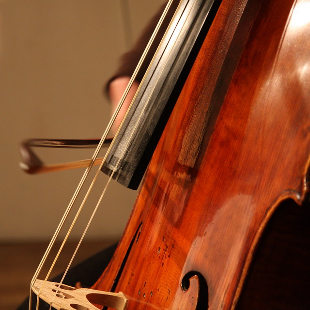 Cello from Flickr via Wylio