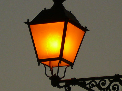 La farola luminosa