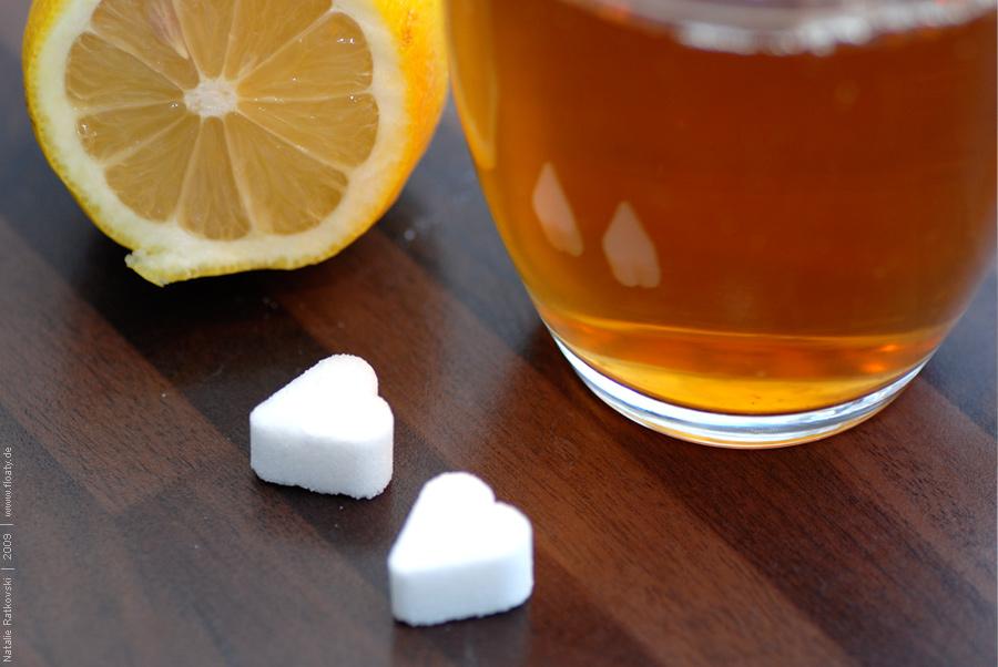 Sugar, tee and more