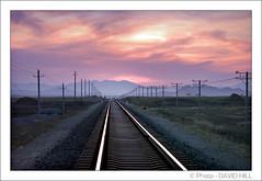 Rails Across China