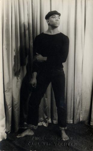 Alvin Ailey, 1955