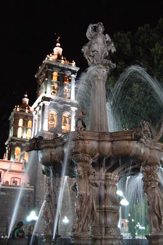 "DSC_0148 Centro Histórico de Puebla ""Zócalo"" por LAE Manuel Vela"