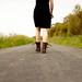 Walking away by ~Helen Cat