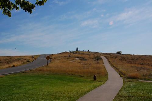 general custer monument