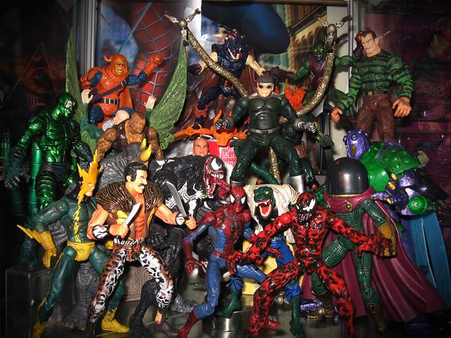 Spiderman villains - photo#26