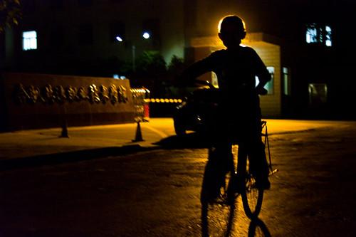 Bike Kid Rides Again
