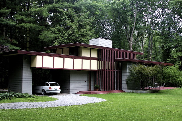 Frank Lloyd Wright Penfield House Flickr Photo Sharing