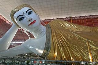 Yangon - Chauk Htat Gyi Pagoda