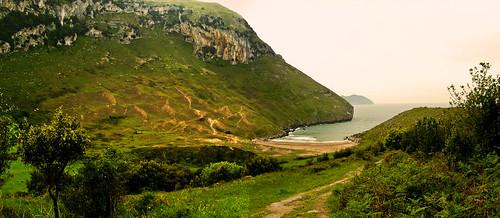 Playa de Sonabia (Cantabria)