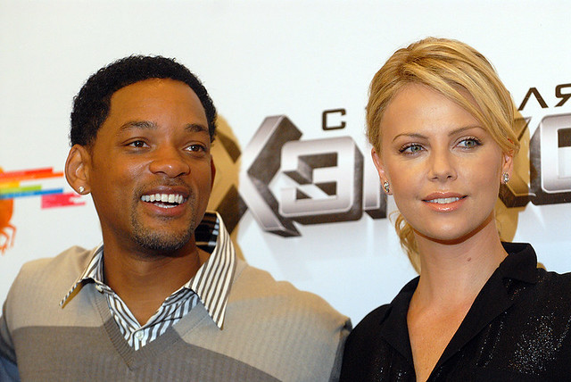 Will Smith & Charlize Theron