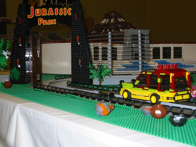 Lego jurassic park flickr photo sharing - Jurasic park lego ...