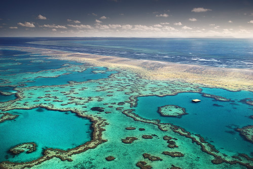 Australia - Gran Barrera de Coral = Great Barrier Reef