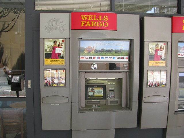 You may want to read this about Wells Fargo Atm Cash Deposit