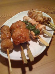 brochette, food, dish, yakitori, cuisine, skewer, satay, grilled food,