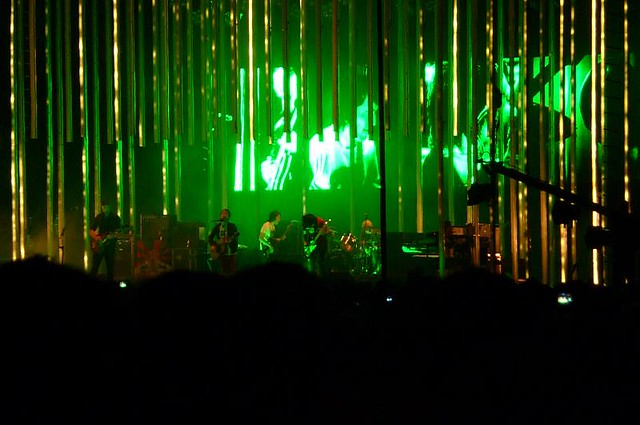Header of Radiohead