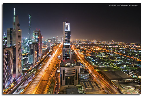 The Veins Of Dubai #3
