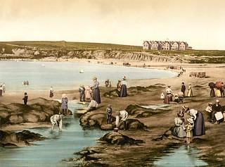 Bundoran, County Donegal, Ireland, ca. 1899