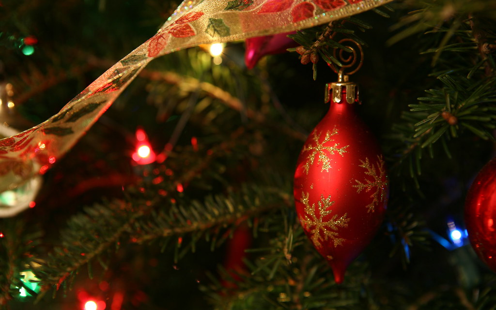 Boule de Noël / Christmas Ball