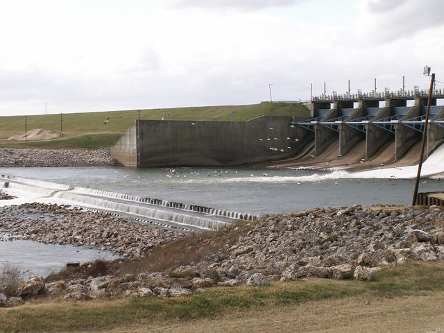 Weather For Livingston Tx : Lake Livingston Dam  Flickr - Photo Sharing!
