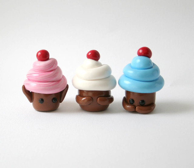 See No Evil Cupcakes | Flickr - Photo Sharing!