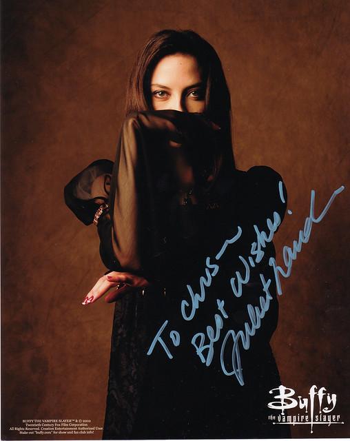 Juliet Landau Drusilla Buffy The Vampire Slayer