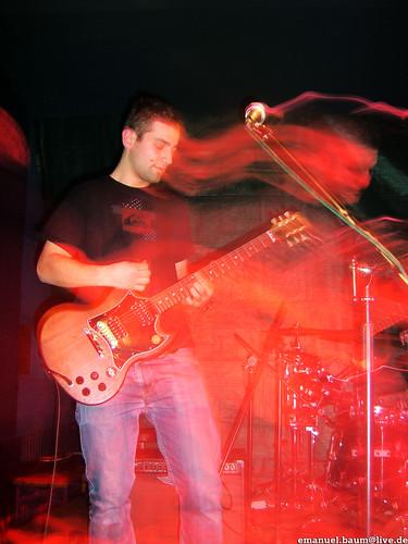 Steve from The Avayou live in Jabing 30.12.2008