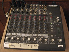 electronic device, electronics, mixing console, electronic instrument,