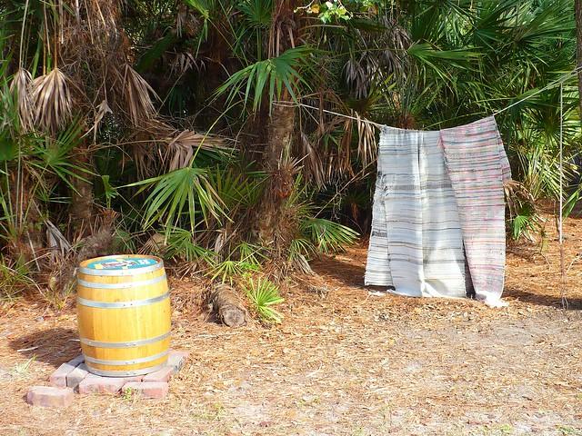 barrel amp rugs heritage village flickr   photo sharing