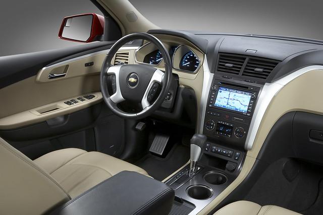 2009 Chevrolet Traverse Ltz Interior Dashboard Flickr Photo Sharing